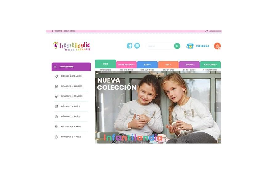 Infantilandia ahora también On-Line